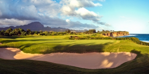 Poipu Bay Resort Golf Course Hawaii golf packages