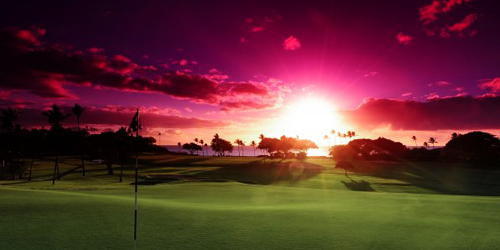 Kaanapali Golf Course Hawaii golf packages