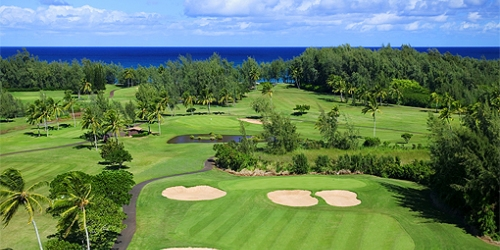 Turtle Bay Resort - George Fazio Hawaii golf packages